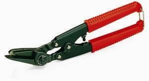 Nůžky na kovovou pásku JW 913