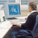3D projekce v CAD systému