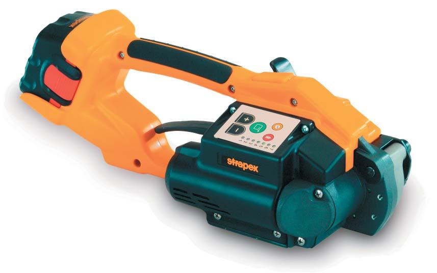 Páskovací aparát STRAPEX STB 65